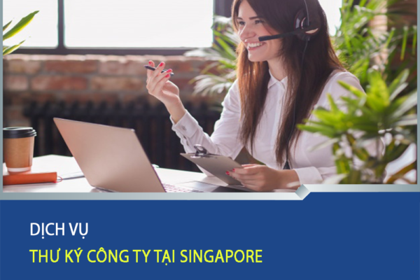 Thu ky cong ty Singapore