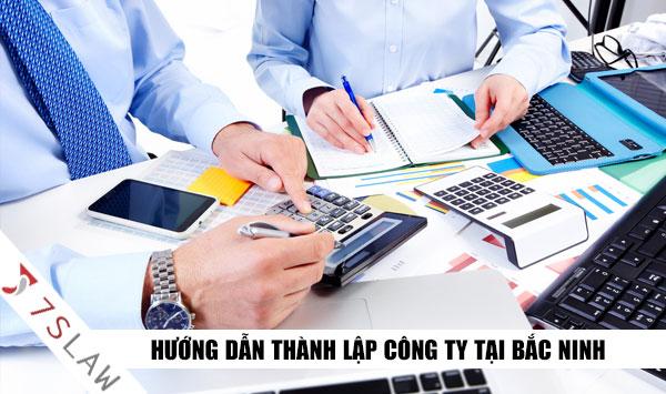 Thành lập Công Ty Doanh Nghiệp trọn gói tại Bắc Ninh