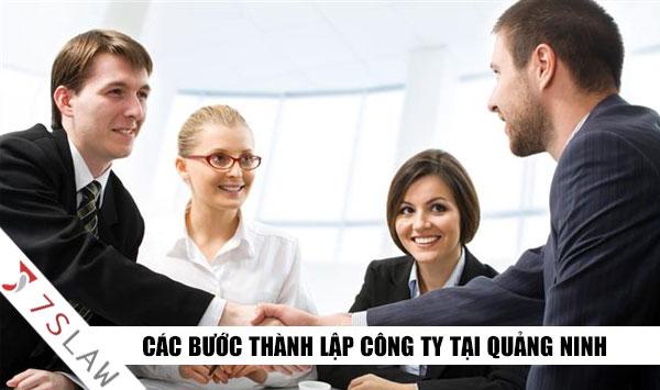 Thành lập công ty tại Quảng Ninh tư nhân cần điều kiện gì?