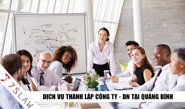 Điều kiện thành lập công ty tại Quảng Bình mới nhất 2020