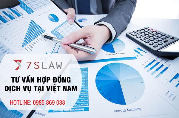 Dịch Vụ Tư vấn soạn thảo hợp đồng dịch vụ tại Việt Nam