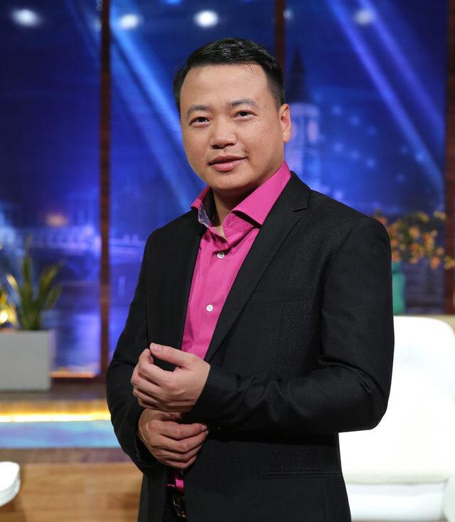 Ông Nguyễn Hoà Bình - CEO Tập đoàn NextTech